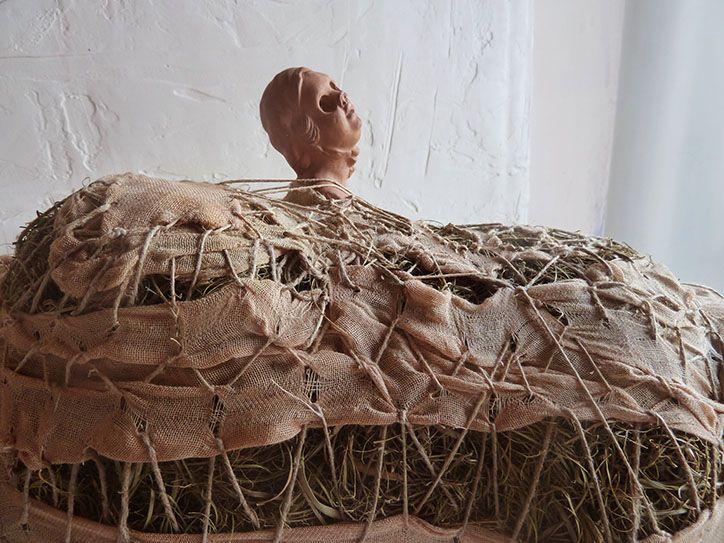Patrizia Trevisi - Demetra II - Particolare